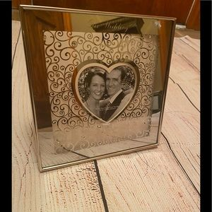 """NWT🏷GreenTree Gallery """"Our Wedding"""" pic Frame"""
